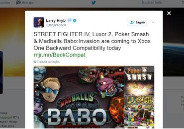 Ya podemos jugar Street Fighter IV retrocompatible en Xbox One GamersRD