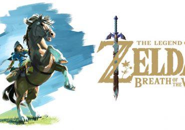 Nintendo lanza Making of de The Legend of Zelda: Breath of the Wild.