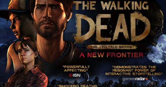 """""""The Walking Dead: The Telltale Series - A New Frontier"""" lanza su tercer capítulo, Episode Three: """"Above the Law"""""""