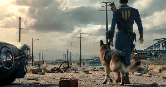 Fallout 4 VR estará en el E3 2017
