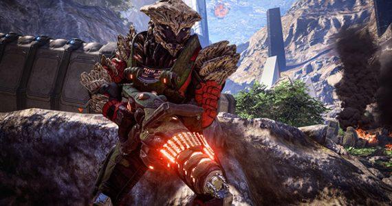 BioWare tiene grandes planes para Mass Effect: Andromeda
