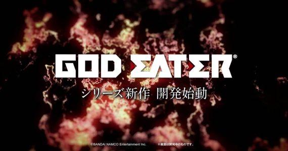 El proyecto God Eater estrena trailer en inglés