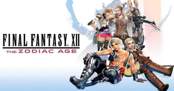 Mira que trae la Edición de Coleccionista de Final Fantasy XII: The Zodiac Age