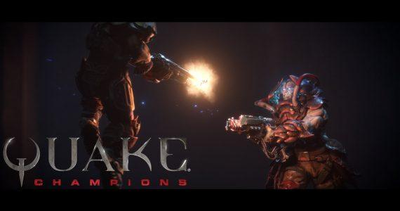 Mira este nuevo trailer de Quake Champions