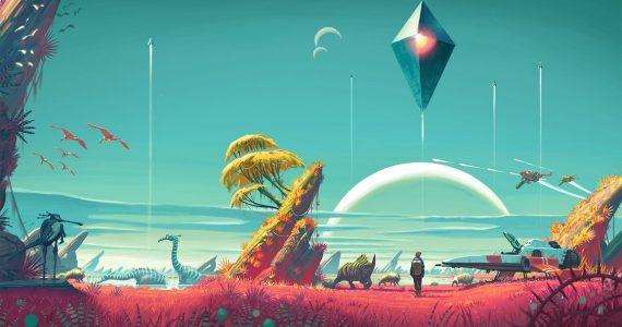 No Man's Sky gana galardón en innovación en la Game Developers Conference