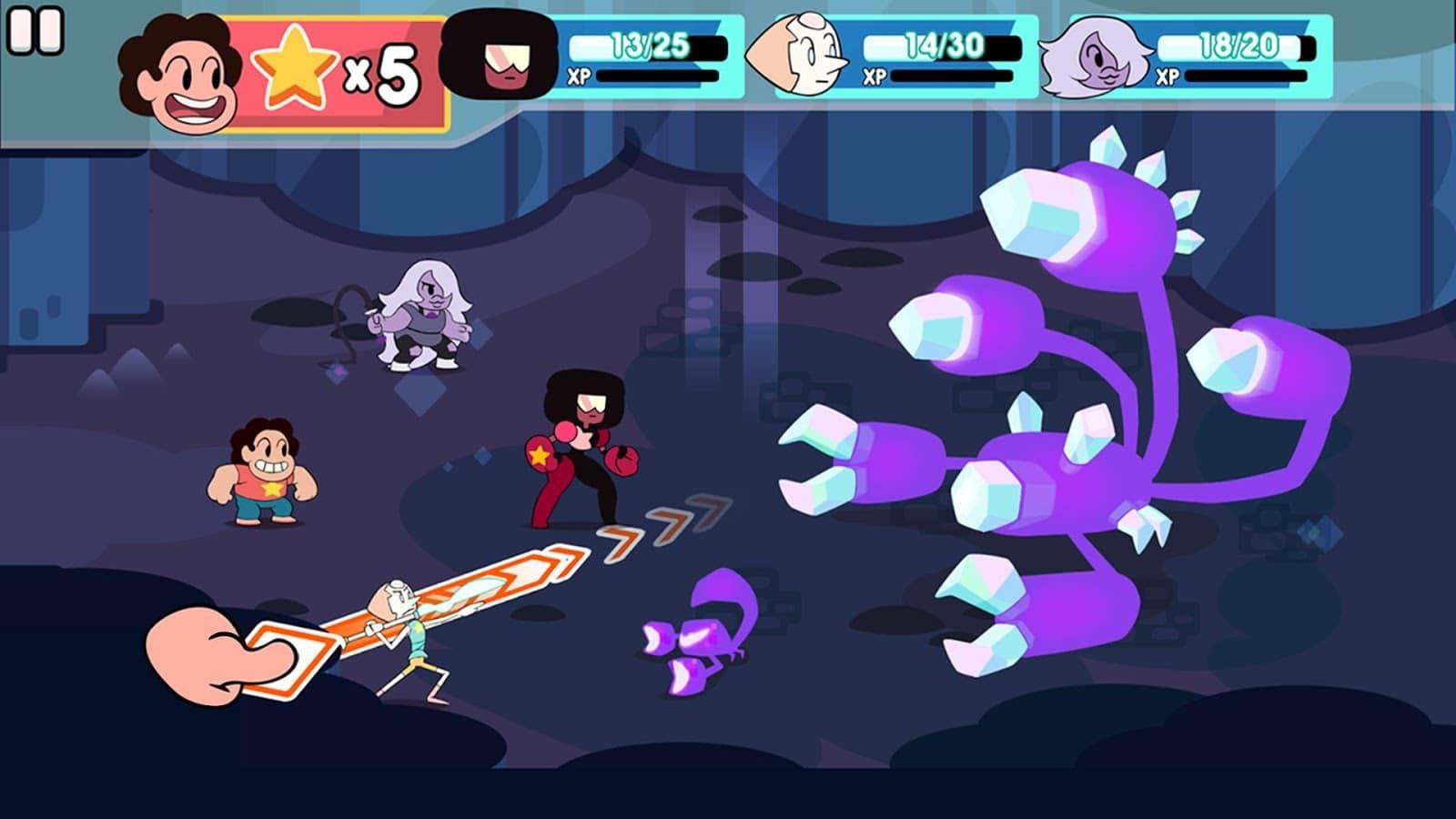 Steven Universe viene con original RPG para consolas