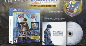 Se revela fecha de estreno de Valkyria Revolution y trailer