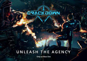 Crackdown 3 sigue en pie, información en camino