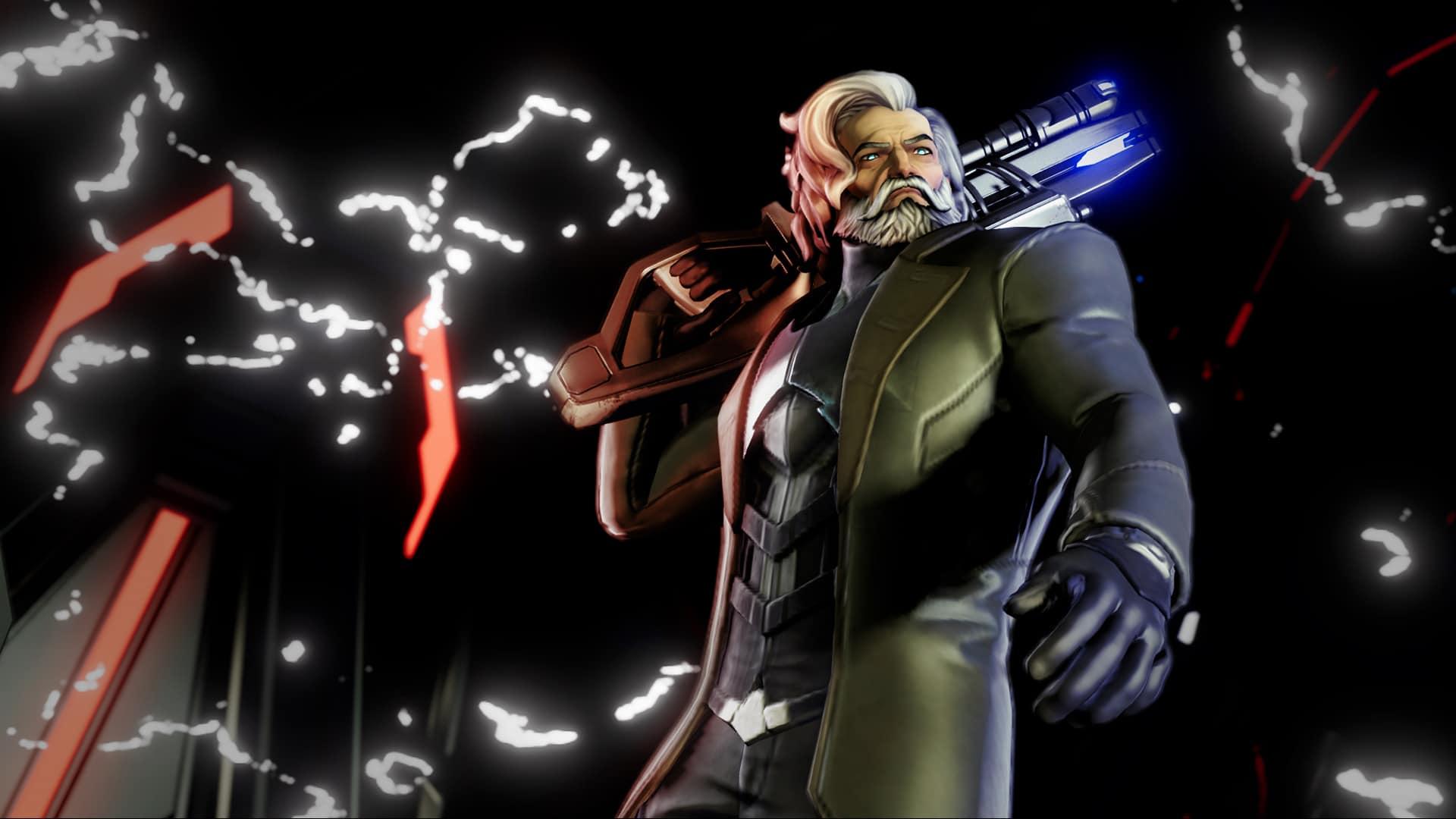 Agents of Mayhem lo nuevo de los creadores de Saints Row
