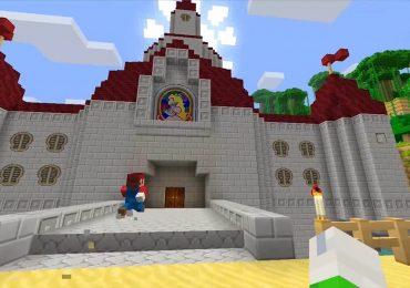 Así se ve Minecraft Nintendo Switch Edition (Gameplay) GamerSRD