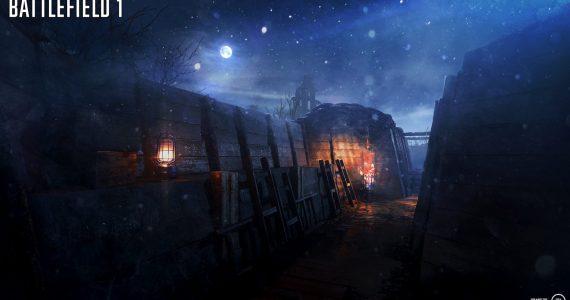 Battlefield 1 recibirá un nuevo mapa en junio Noches de Nivelle-GamersRd