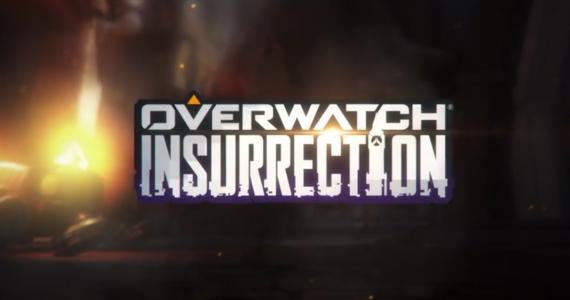 Se filtra trailer del nuevo evento de Overwatch: Insurrección