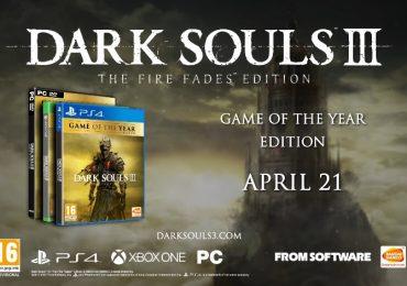 Dark Souls III The Fire Fades Edition-GamersRD