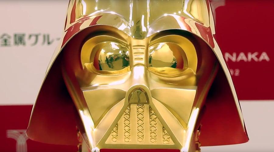 Darth Vader -gold-casco-GamersRd
