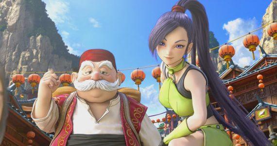 Dragon Quest XI muestra nuevo gameplay de PS4