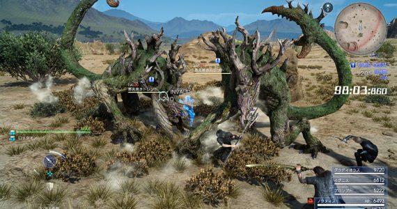 Final Fantasy XV recibe mejoras de rendimiento para PS4 Pro GamersRD 2