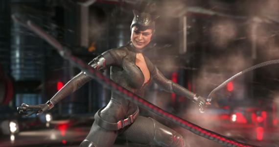 Tráiler de Catwoman en acción en Injustice 2 GamersRD