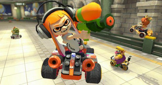 La batería de Nintendo Switch tendrá mucha mas duración al jugar Mario Kart 8 Deluxe GamersRD