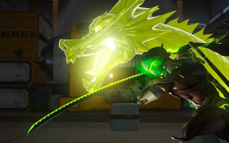 Heroes of the Storm muestra una personalidad mas relajada de Genji de Overwatch GamersRD