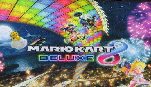 Target cuenta con Promoción para Mario Kart 8 Deluxe GamersRD
