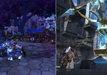 "World of Warcraft y Final Fantasy XIV participan en una ""guerra"" hilarante en Twitter GamersRD"