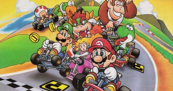 Nintendo: origenes Super Mario Kart ,inspiraciones F-Zero, personajes, objetos y mucho más GamersRD
