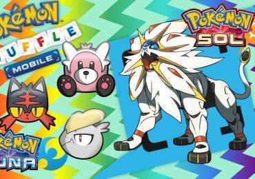 Región de Alola llega a Pokémon Shuffle en 3DS y móvil GamersRD