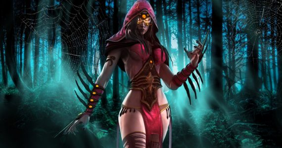 Sadira de Killer Instinct obtiene un video mostrando su definitiva GamersRD