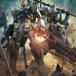 Mira estas geniales imágenes de Gundam Versus en 1080p