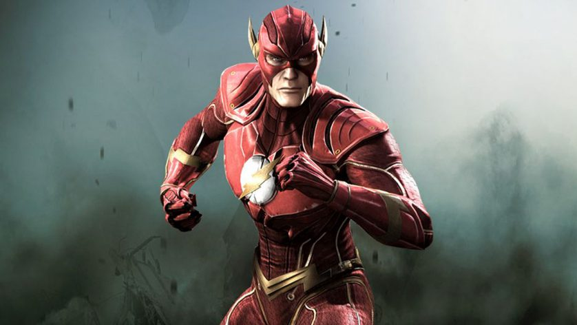 Chequea este trailer de Injustice 2 Ft. The Flash