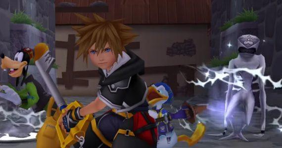 Kingdom Hearts Análisis disney Square Enix