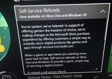 Microsoft prueba reembolsos de Steam para Xbox One-GamersRD