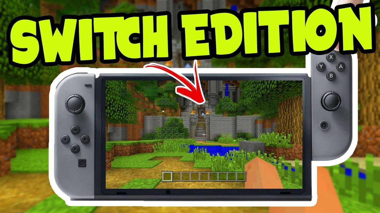 Minecraft Para Nintendo Switch Se Lanzado El 12 De Mayo