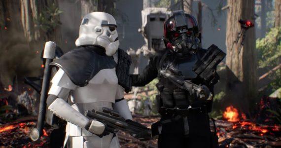 Mira las ediciones de Star Wars Battlefront II-GamersRD