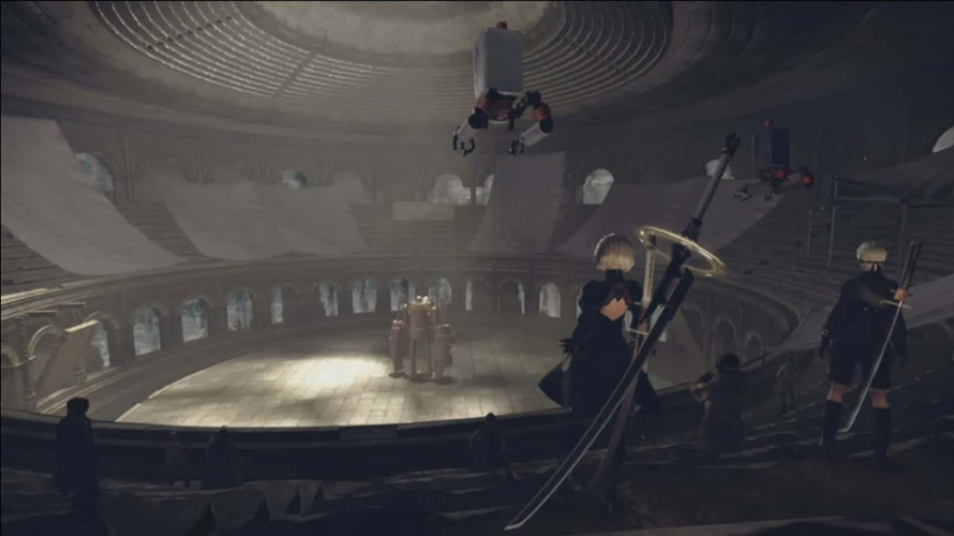 Anunciado el primer DLC de NieR: Automata