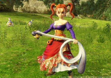 Dragon Quest Heroes II muestra 2 personajes de Dragon Quest VIII
