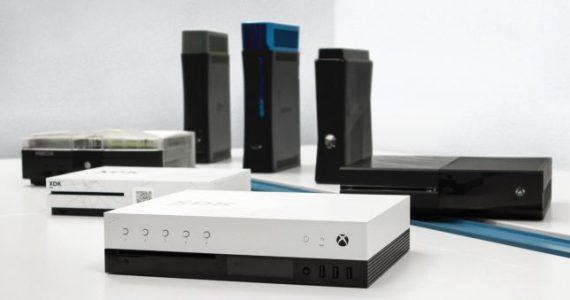 Microsoft dio a conocer kit de desarrollo oficial del proyecto Scorpio.