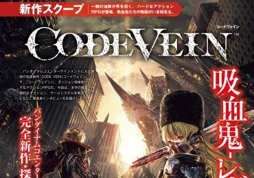 Primer vistazo a Code Vein, lo nuevo de Bandai Namco