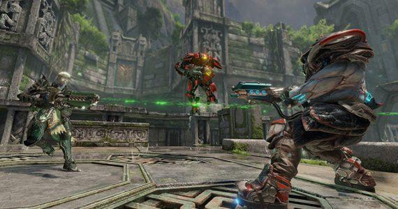 Quake Champions estrena nuevo gameplay GamersRD