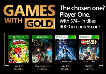 Revelados los Games with Gold de Mayo 2017 GamersRD