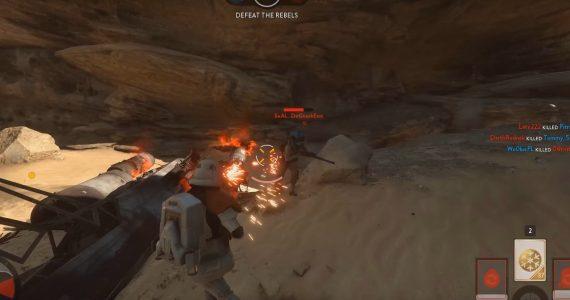 Star Wars Battlefront II muestra nuevos detalles de su modo multijugador-GamersRD