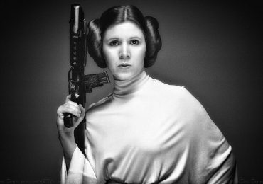 Star Wars rinde un sentido homenaje a Carrie Fisher-GamersRD