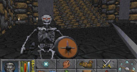 The Elder Scrolls II Daggerfall (1996) GamersRD