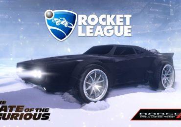 The Fate of the Furious llega a Rocket League -GamersRD
