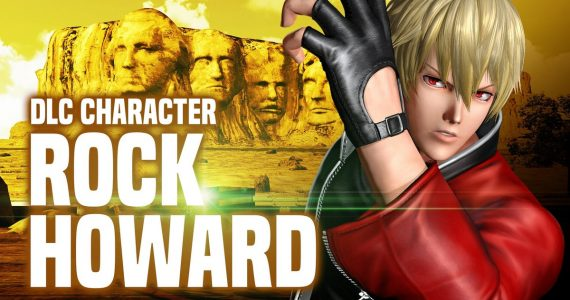 Chequea este trailer del DLC de The King of Fighters XIV Ft. Rock Howard