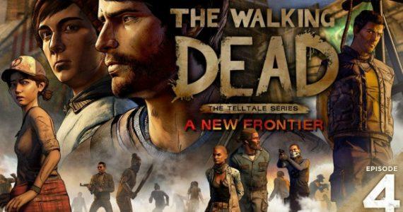 Fecha de lanzamiento para The Walking Dead: A New Frontier Ep. 4 Anunciada