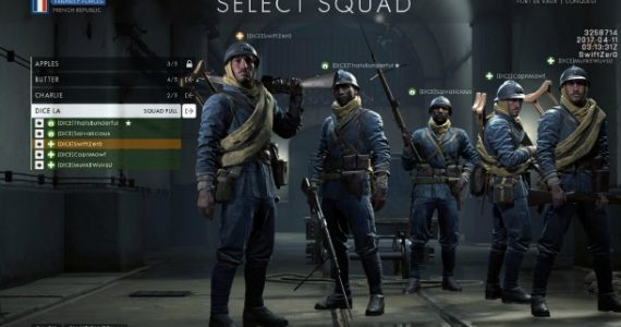 Actualización de primavera de Battlefield 1 ya está disponible