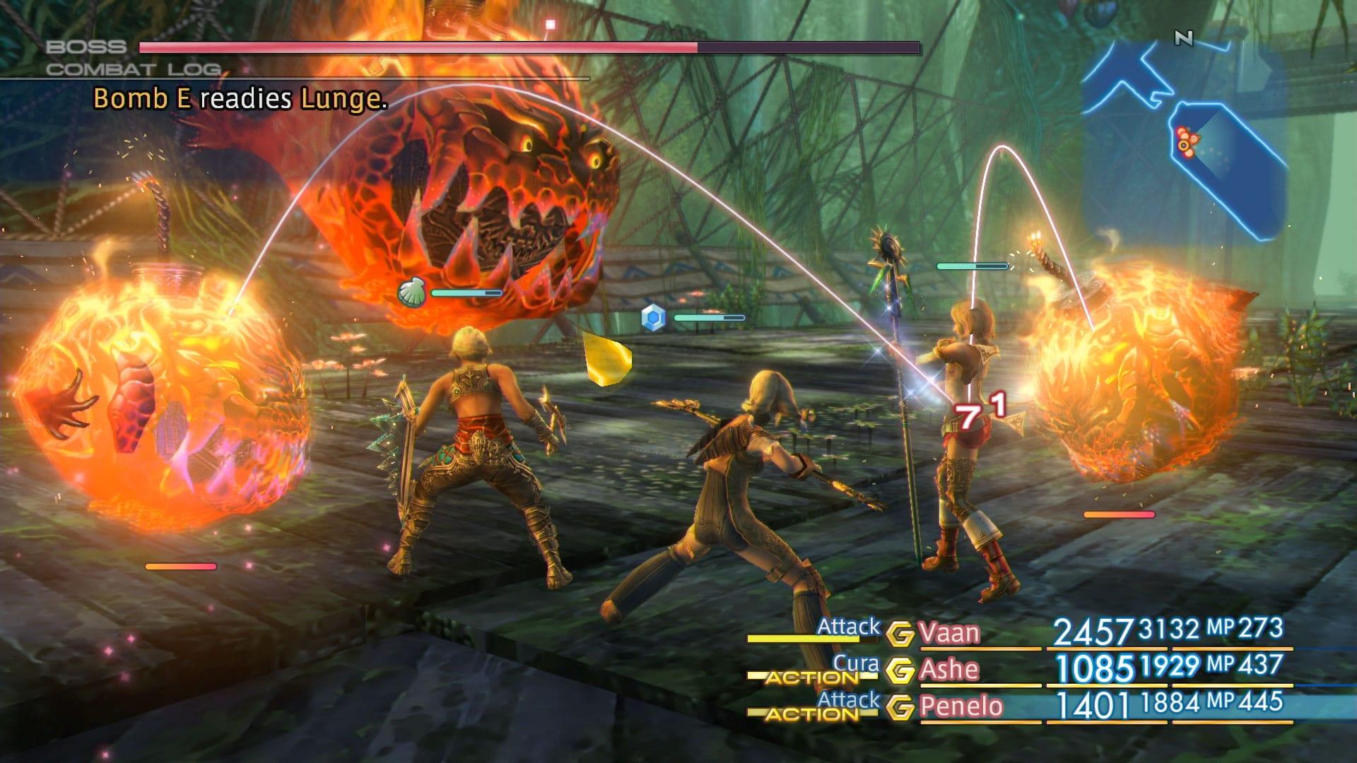 Final Fantasy XII: The Zodiac Age tendrá 2 trabajos por personaje