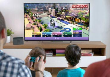 Ubisoft® Y Hasbro anuncian el lanzamiento de Monopoly para Nintendo Switch