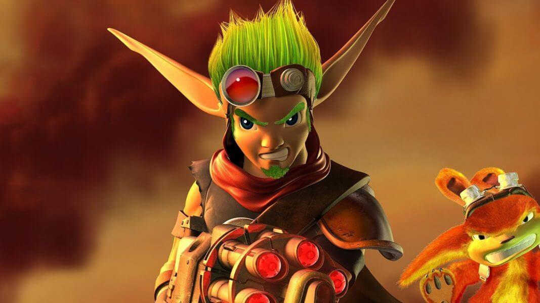 La trilogía de Jak and Daxter llegara a PlayStation 4 con un HD Remastering